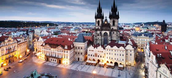 Czech Republic: Prague