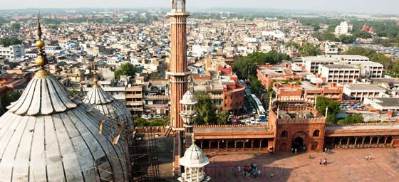 Delhi: Old Delhi