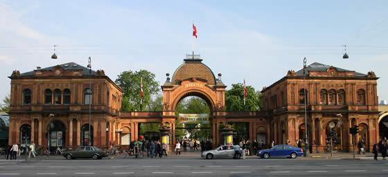 Denmark: Tivoli Gardens