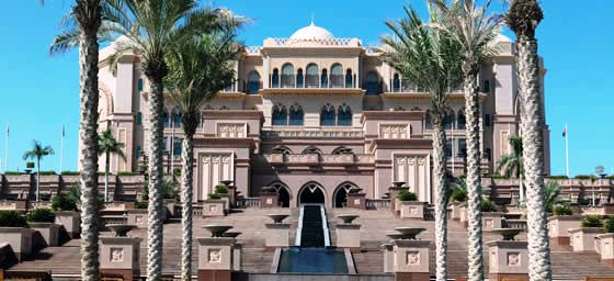Dubai: Arabian Palace