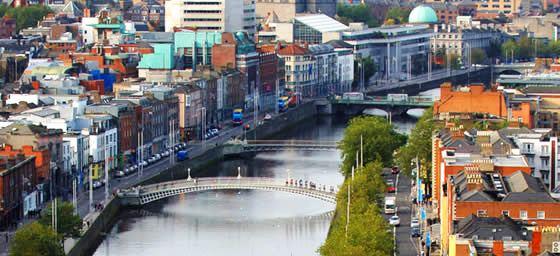 Dublin: River Liffey