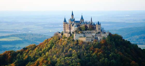 Germany: Castle Hohenzollern