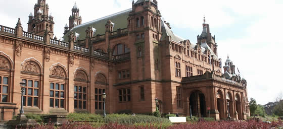 Glasgow: Kelvingrove Art Gallery & Museum