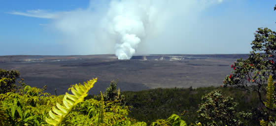Hawaii: Volcanoes National Park