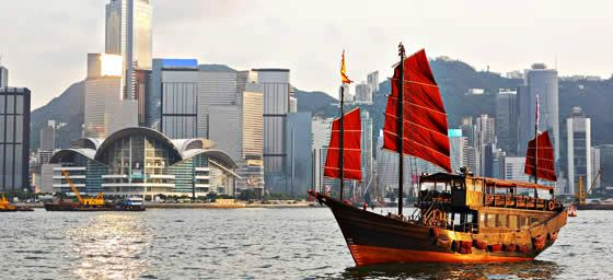 Fly to Hong Kong Return from $773 + More Great Deals @ Flightcentre.com.au