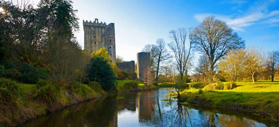 Ireland: Blarney Castle