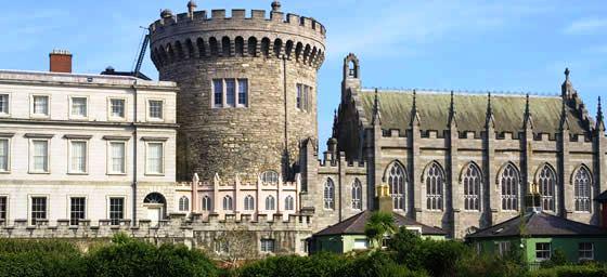 Ireland: Dublin Castle