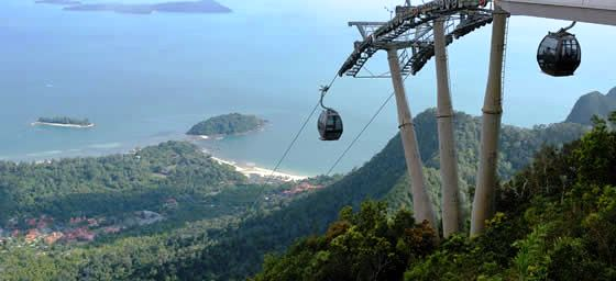 Langkawi: Cable Car