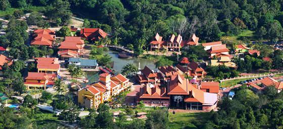 Langkawi: Village