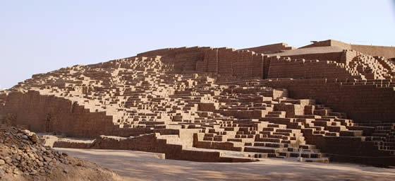 Lima: Pyramid of Huaca Pucllana