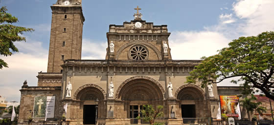 Manila: Cathedral