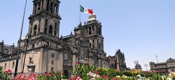Mexico City: Metropolitan Cathedral