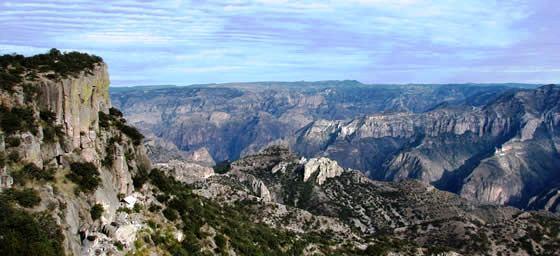 Mexico: Coppen Canyon