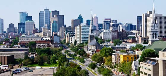 Montreal: Skyline