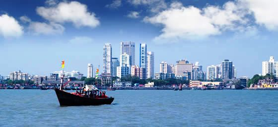 Mumbai: Skyline & River