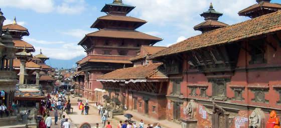 Nepal: Patan Durbar Square