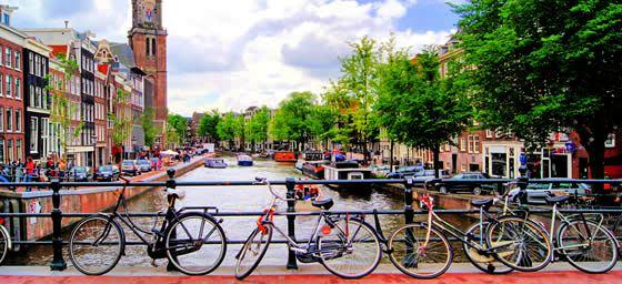Netherlands: Bikes