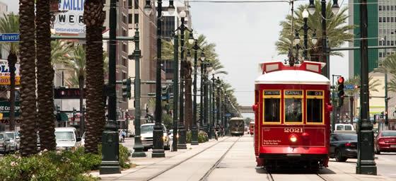 New Orleans: Streetcar