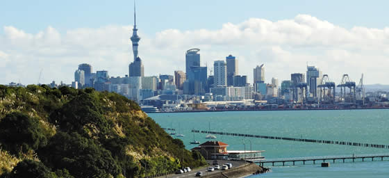 New Zealand: Auckland City