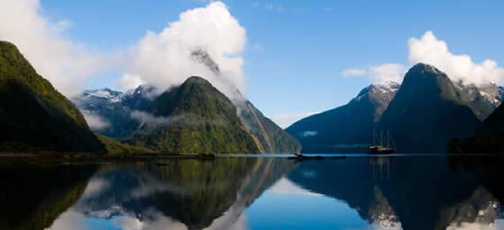 New Zealand: Milford Sound
