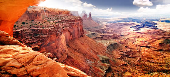 North America: Canyonlands