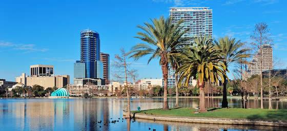 Orlando: Lake Eola Park