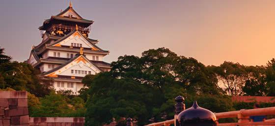 Osaka: Castle