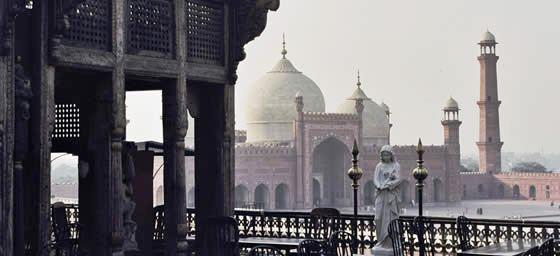 Pakistan: Badshahi Mosque