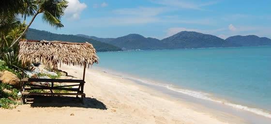 Penang: Batu Feringghi Beach