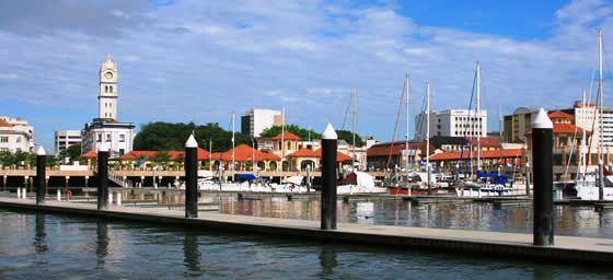 Penang: Wharf