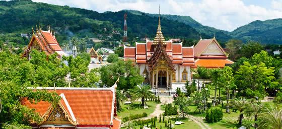 Phuket: Chalong Temple