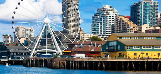Seattle: The Seattle Great Wheel