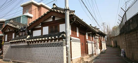 Seoul: Bukchon Hanok Village