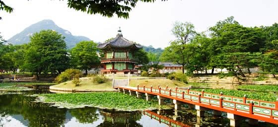 South Korea: Emperor's Palace