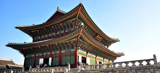 South Korea: Gyeongbokgung Palace