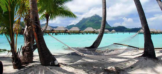 South Pacific: Bora Bora