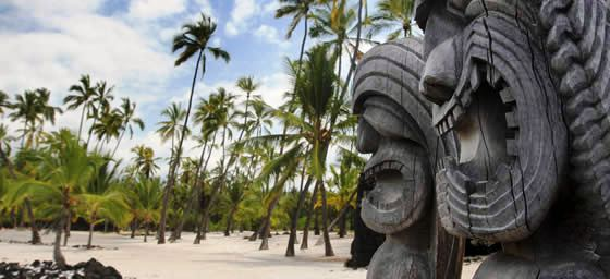 South Pacific: Carvings