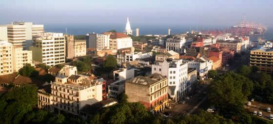 Sri Lanka: Colombo