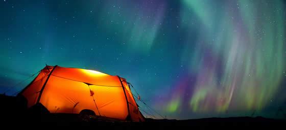Sweden: Aurora Borealis