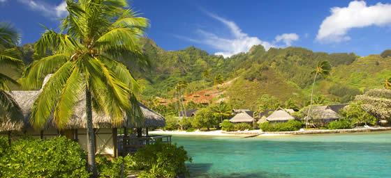 Tahiti: Bungalows