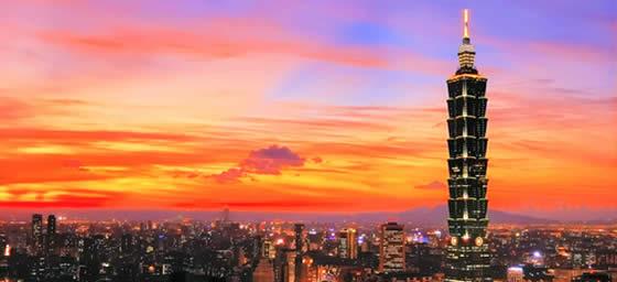 Taiwan: Taipei 101