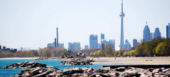 Toronto: Beach