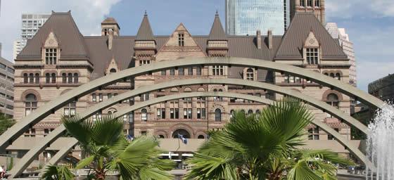 Toronto: Old City Hall