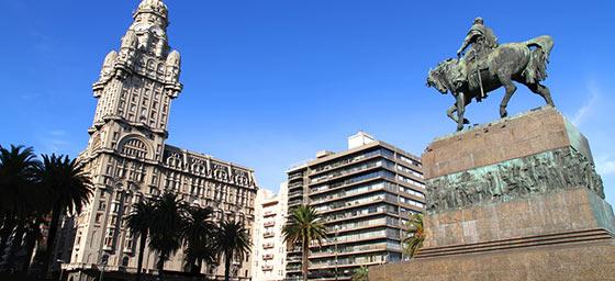 Uruguay: Montevideo