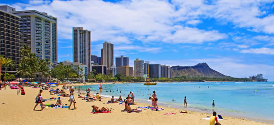 USA: Hawaii - Honolulu