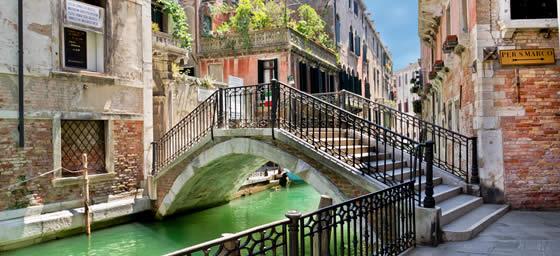 Venice: Bridge