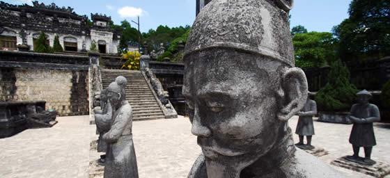 Vietnam: Tomb of Emporer Khai Dinh