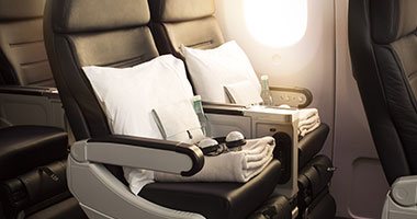 Premium Economy Spaceseat