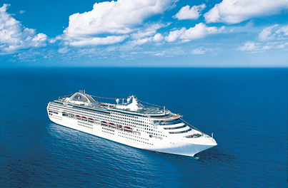 Cruise On The Dawn Princess  Best Cruising Deals  Flight