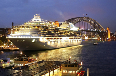 Cruise On The Sapphire Princess Great Cruising Deals